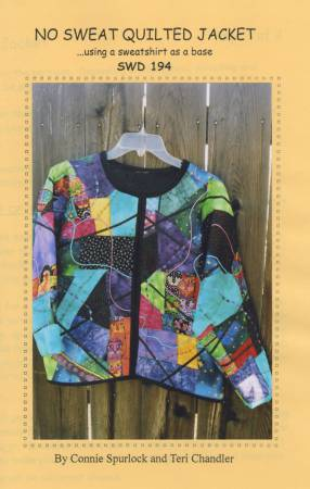 No Sweat Quilted Jacket Pattern
