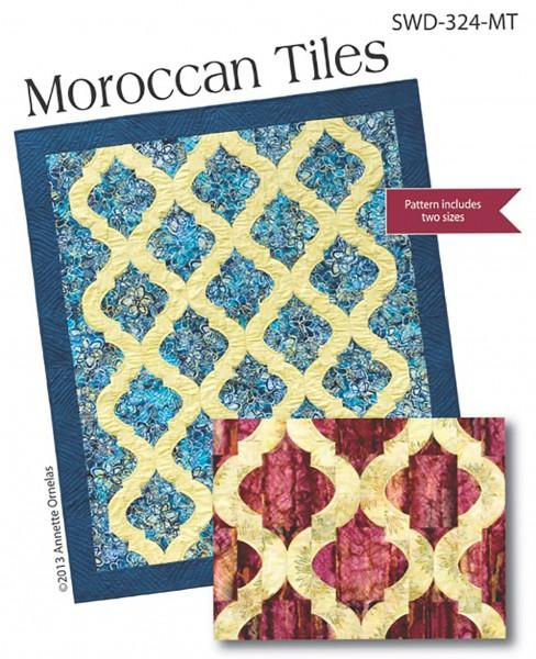 *Moroccan Tiles