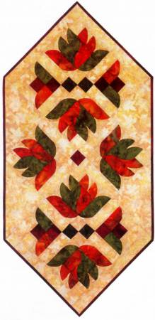 *Falling Leaves Table Runner