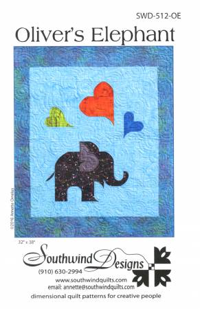 Oliver's Elephant by Southwind Designs
