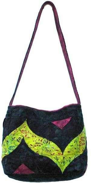Zig Zag Bag pattern