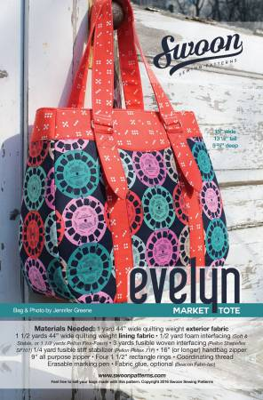 Evelyn - Swoon Patterns