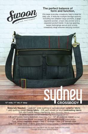 Sydney Crossbody