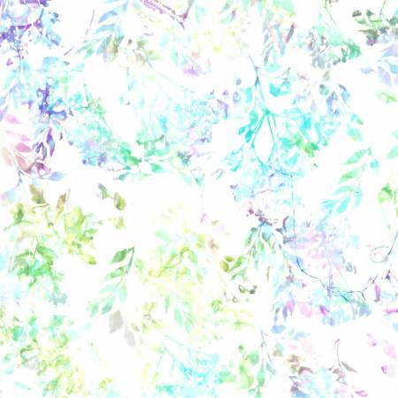 Bali Batik - Foliage - Light Bright - T2377-667