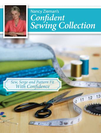 Nancy Zieman's Confident Sewing Collection - Softcover