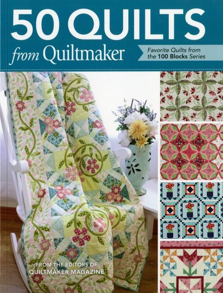 +50 Quilts From Quiltmaker