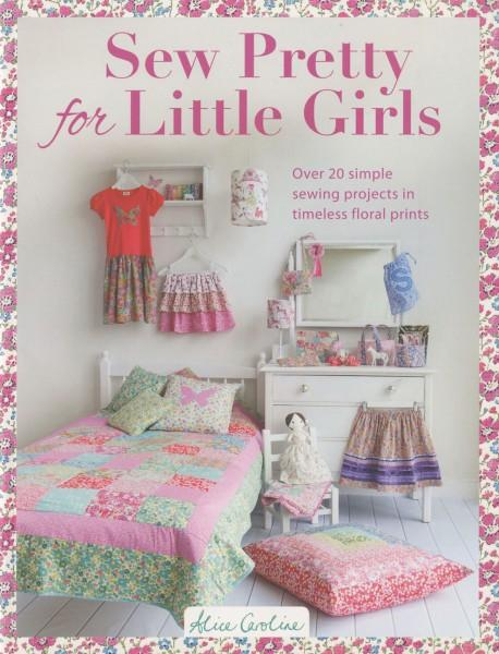 Sew Pretty for Little Girls - Softcover