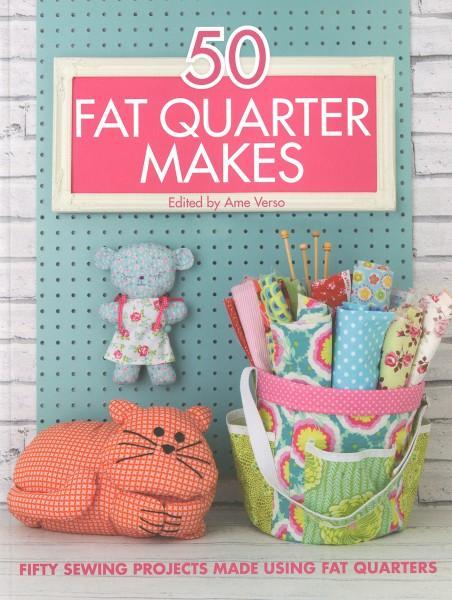 50 Fat Quarter Makes - Softcover