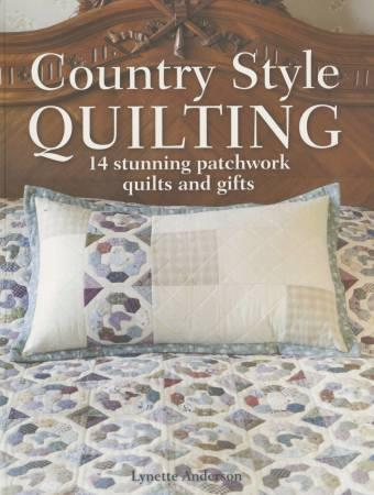 Country Style Quilting - Softcover