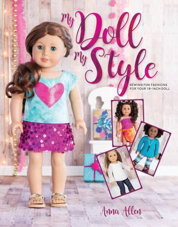 My Doll My Style Book