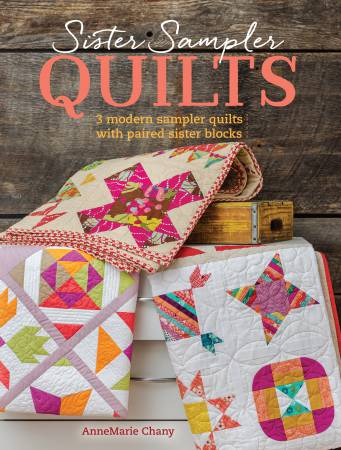 Sister Sampler Quilts - Softcover