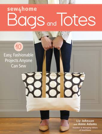 Sew4Home Bags and Totes - Softcover