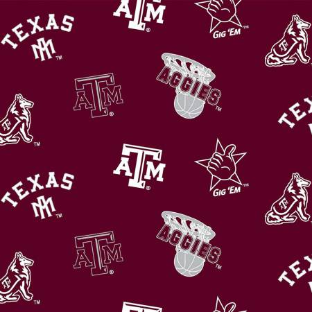 Texas A&M 045 College Prints