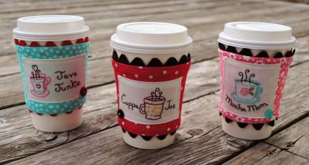 Coffee Crazy - Coffee Wraps