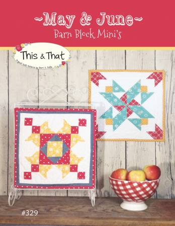 Barn Block Mini - May/June