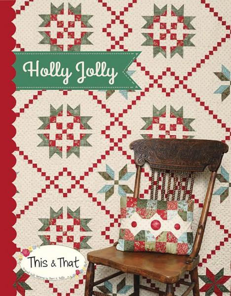 THIS & THAT - HOLLY JOLLY BOOK