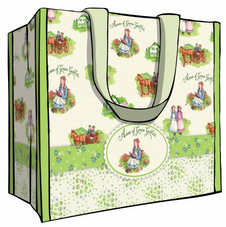 Reusable Totes Anne of Green Gables 10 totes per pack