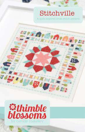 Stitchville Cross Stitch Pattern