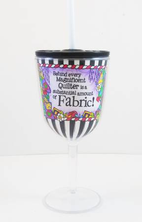 Quilt Fabric Tingle Cup