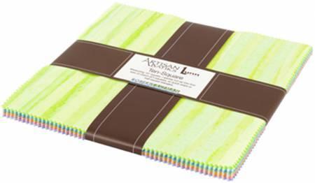 Artisan Batiks - Pastel Colorstory 42 pcs 10 in squares