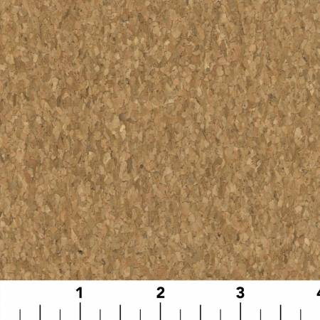 Natural Cork Fabric 25in Wide