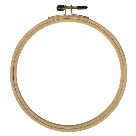 Premium Wood Embroidery Hoop 6 in