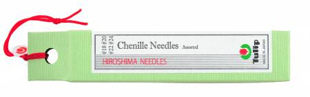 Chenille Needles Assorted