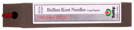 Bullion Knot Needles Big Eye Straight Long/Regular