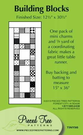 Building Blocks Tablerunner