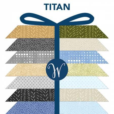 Windham Fat Quarter Titan 30pcs/bundle