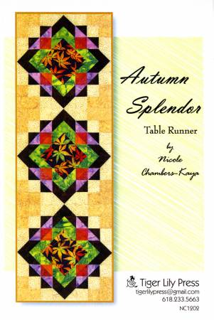 Autumn Splendor Table Runner