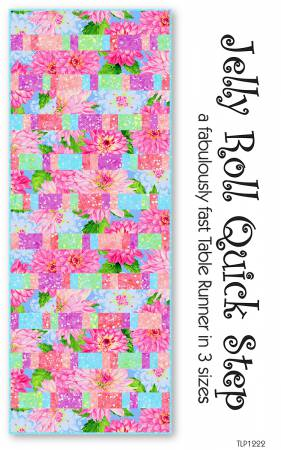 Jelly Roll Quick Step Table Runner