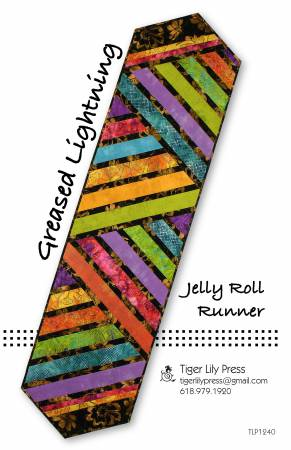 Greased Lightning Jelly Roll Runner