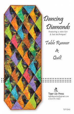 Dancing Diamonds Pattern