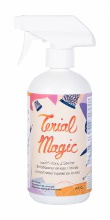 Terial Magic - Liquid Fabric Stabilizer - 16oz Spray