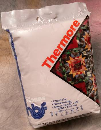 Batting Thermore Ultra Thin 90in x 108in