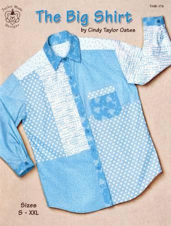 The Big Shirt by Taylor Made Designs TMB170