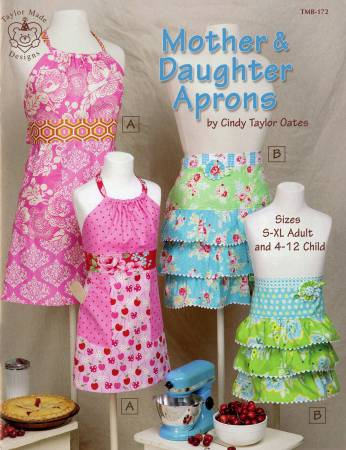 Mother Daughter Aprons - Softcover