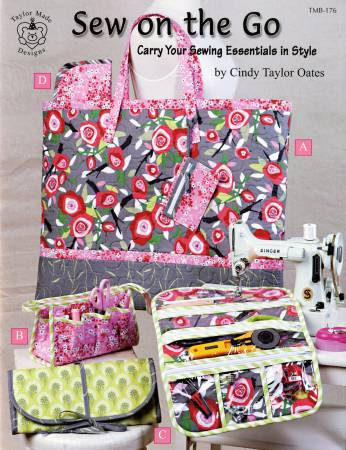 Sew On the Go - Softcover