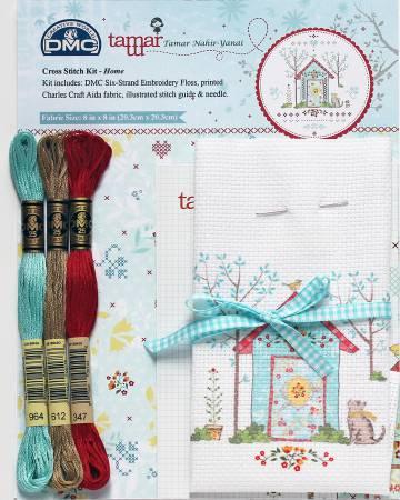 Home Cross Stitch Kit