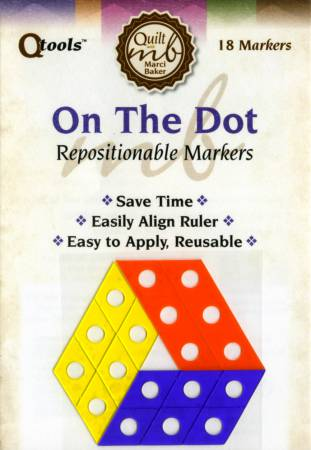 QTools On The Dot Repositionable Ruler Markers