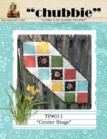 Take 5 Chubbie - Center Stage Table Runner
