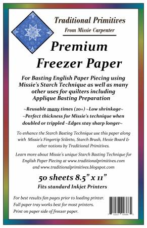Premium Freezer Paper Qty 50