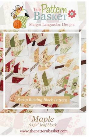 Maple Block Pattern by The Pattern Basket