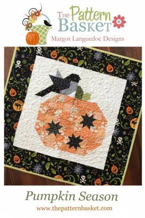 Pumpkin Season by the Pattern Basket