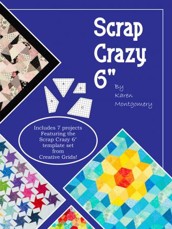 Scrap Crazy 6 Projects
