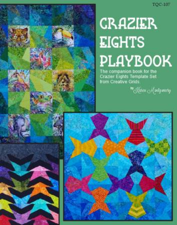 Crazier Eights Playbook - Quilt Company PA - TQC107