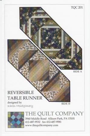 Reversible Table Runner