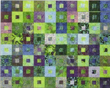 Pops-A-Lot Quilt Pattern, quick and easy!!!