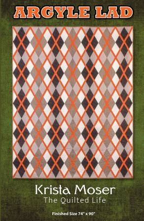 Argyle Lad by Krista Moser The Quilted Life